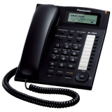 Телефон Panasonic KX-TS2388RUB