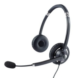 Гарнитура Jabra UC VOICE 750 MS Duo Drk